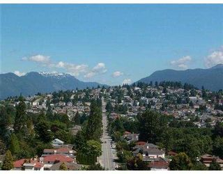 """Photo 2: 1803 2020 BELLWOOD AV in Burnaby: Brentwood Park Condo for sale in """"VANTAGE POINT"""" (Burnaby North)  : MLS®# V609042"""