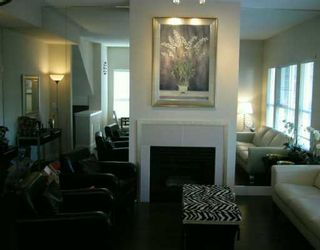 """Photo 3: 7833 HEATHER Street in Richmond: McLennan North Townhouse for sale in """"Belmont"""" : MLS®# V629931"""