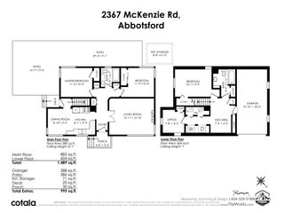 Photo 37: 2367 MCKENZIE Road in Abbotsford: Central Abbotsford House for sale : MLS®# R2559914