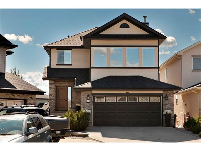 Main Photo: 229 WENTWORTH Park SW in Calgary: West Springs House for sale : MLS®# C4078301
