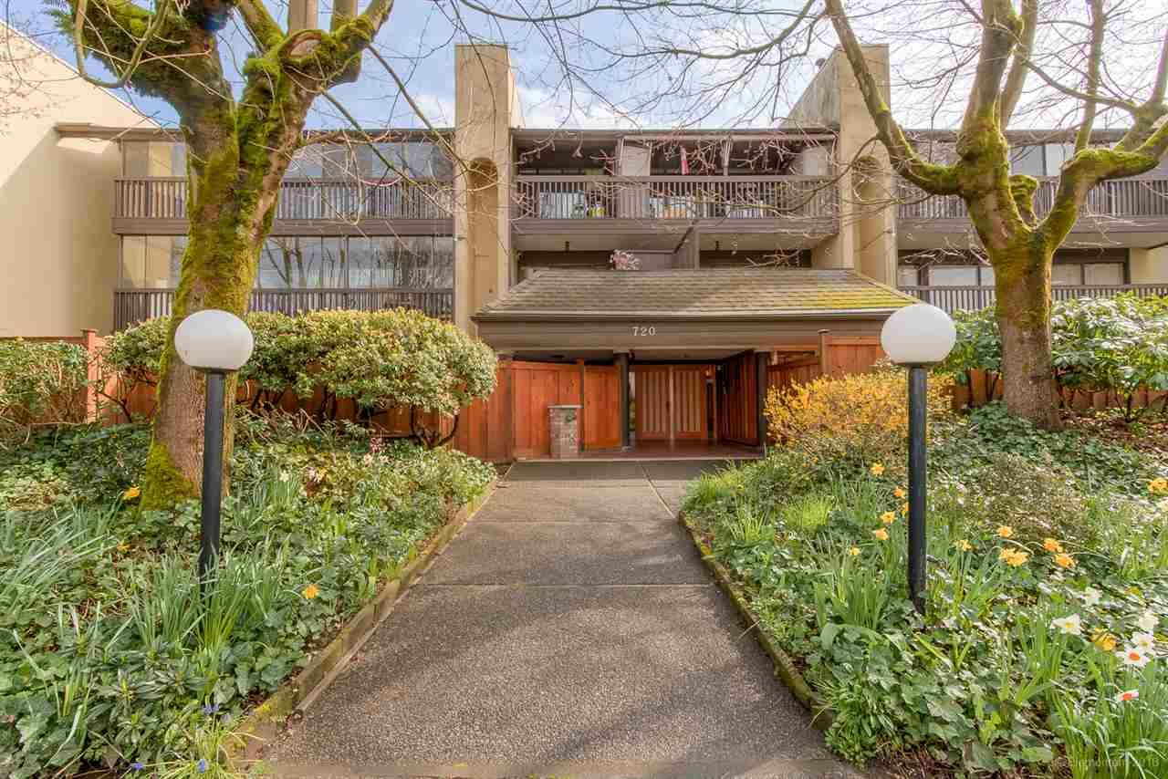 """Main Photo: 104 720 EIGHTH Avenue in New Westminster: Uptown NW Condo for sale in """"SAN SEBASTIAN"""" : MLS®# R2048672"""