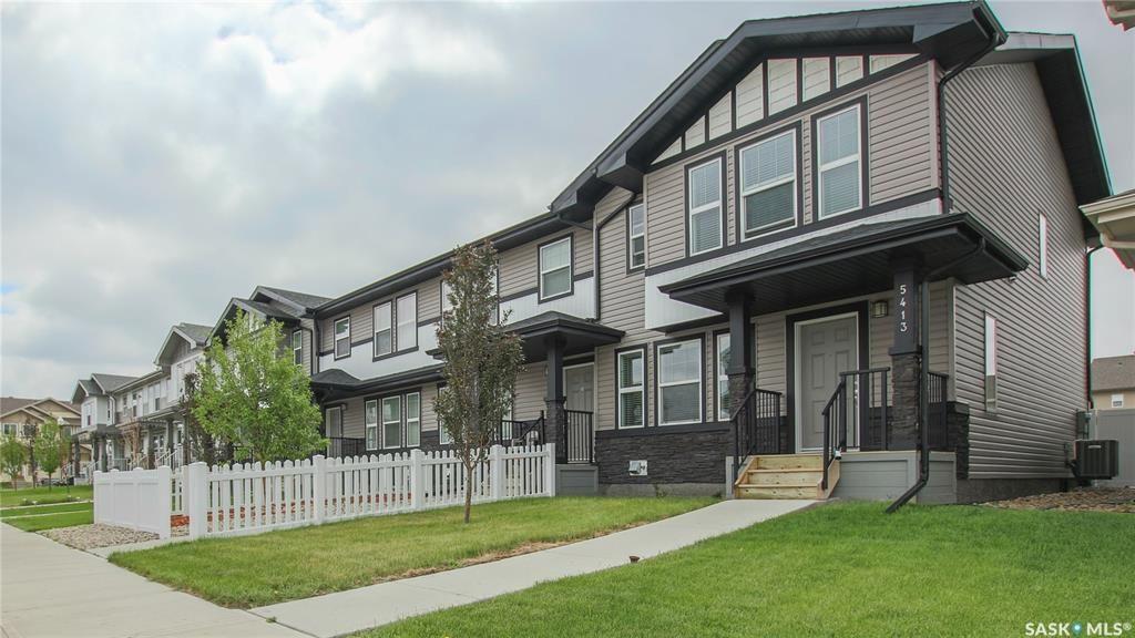 Main Photo: 5413 Green Brooks Way East in Regina: Greens on Gardiner Residential for sale : MLS®# SK859283