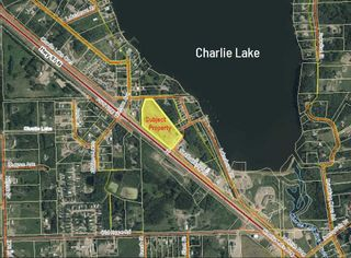 Photo 1: 13076 FIREHALL Road: Charlie Lake Land Commercial for sale (Fort St. John (Zone 60))  : MLS®# C8038634