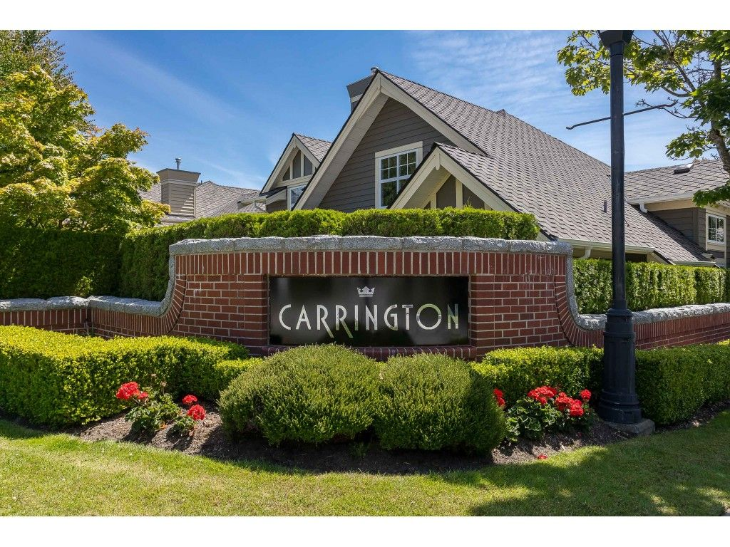 Welcome to the Carrington - a gated community in Morgan Creek built by Polygon