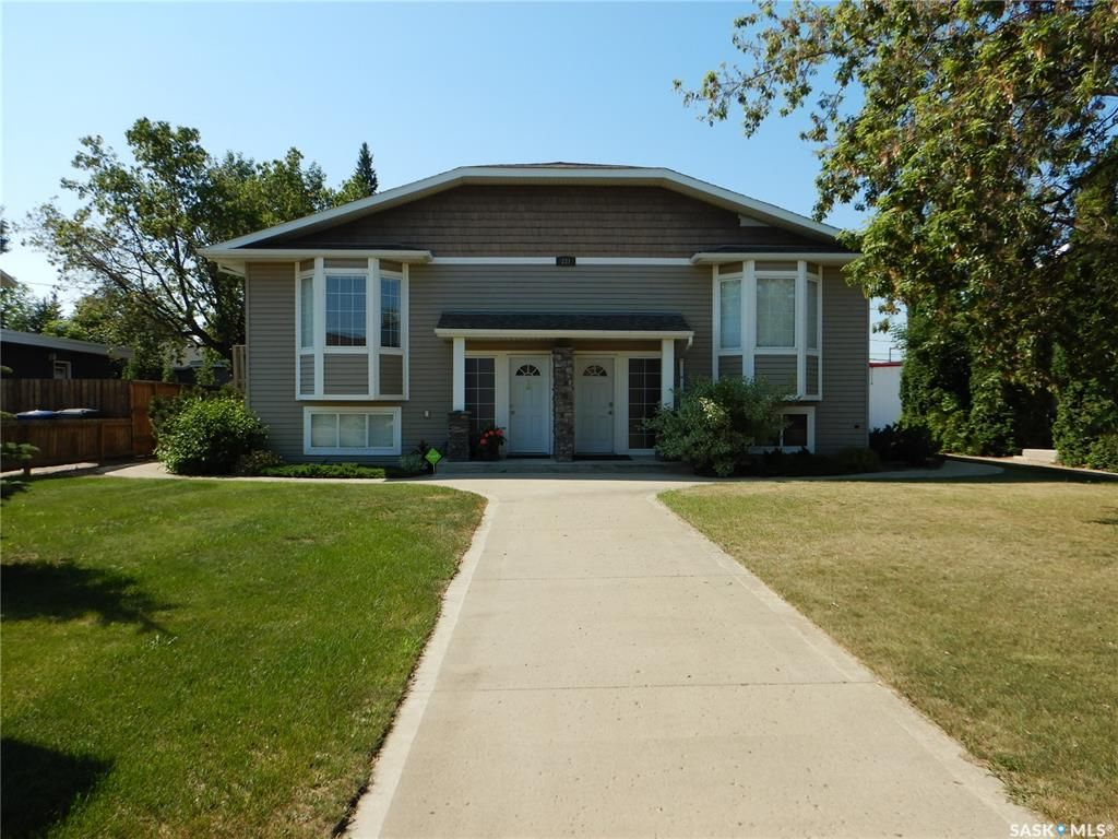 Main Photo: 2 331 23rd Street in Battleford: Residential for sale : MLS®# SK856423