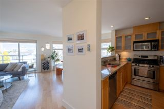"""Photo 19: 401 1586 W 11TH Avenue in Vancouver: Fairview VW Condo for sale in """"Torrey Pines"""" (Vancouver West)  : MLS®# R2561085"""