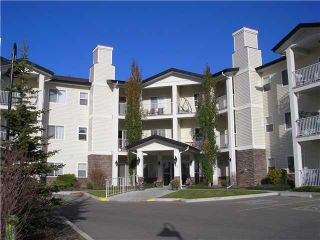 Photo 1: 314 72 QUIGLEY Drive: Cochrane Condo for sale : MLS®# C3477062