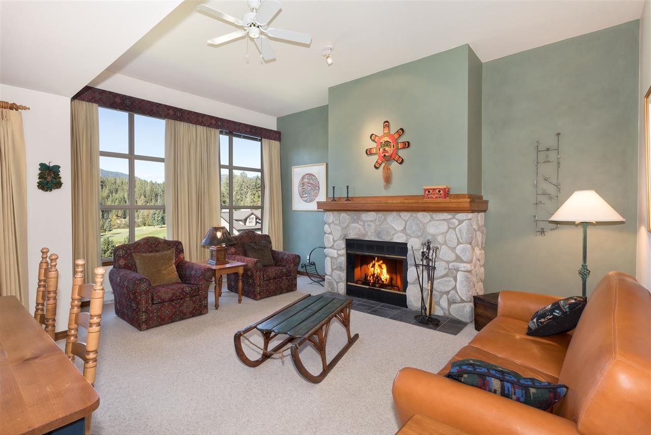 Main Photo: 32 4644 BLACKCOMB WAY in : Benchlands Townhouse for sale : MLS®# R2210780