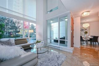 """Photo 7: 112 161 W GEORGIA Street in Vancouver: Downtown VW Townhouse for sale in """"COSMO"""" (Vancouver West)  : MLS®# R2575699"""