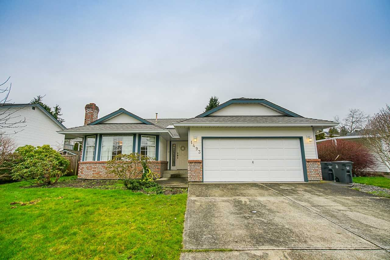 Main Photo: 1493 160A STREET in Surrey: King George Corridor House for sale (South Surrey White Rock)  : MLS®# R2457992