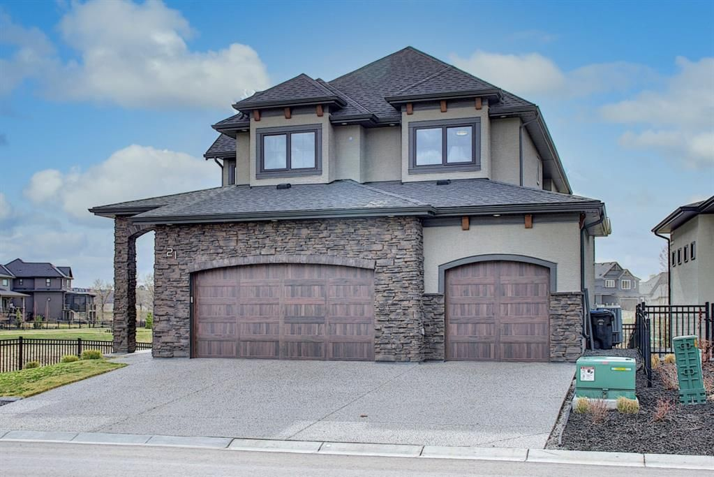 Main Photo: 21 Cranbrook Rise SE in Calgary: Cranston Detached for sale : MLS®# A1103597