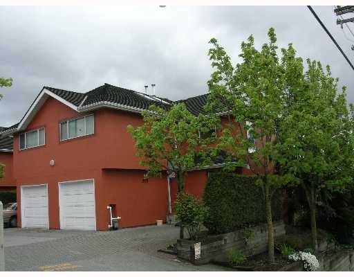 """Main Photo: 112 303 CUMBERLAND Street in New_Westminster: Sapperton Townhouse for sale in """"ABBY"""" (New Westminster)  : MLS®# V644563"""