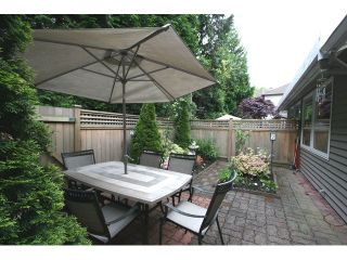 """Photo 10: 7 6771 COONEY Road in Richmond: Brighouse Townhouse for sale in """"PARK AVENUE"""" : MLS®# V892077"""
