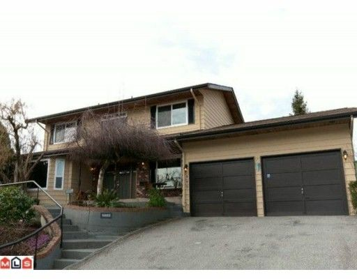 """Main Photo: 5885 ANGUS Place in Surrey: Cloverdale BC House for sale in """"JERSEY HILLS"""" (Cloverdale)  : MLS®# F1004441"""