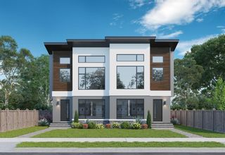 Main Photo: 2107 7 Street NE in Calgary: Winston Heights/Mountview Semi Detached for sale : MLS®# A1100291