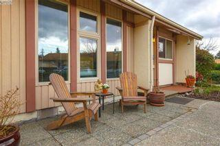 Photo 18: 22 4140 Interurban Rd in VICTORIA: SW Strawberry Vale Row/Townhouse for sale (Saanich West)  : MLS®# 780996