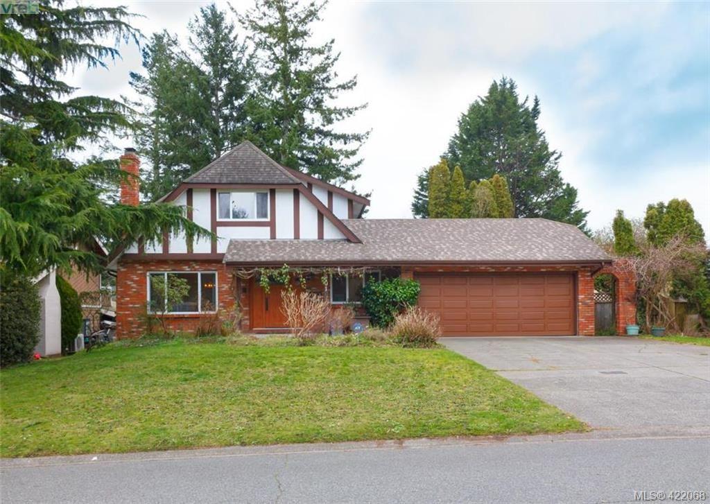Main Photo: 3901 Lexington Ave in VICTORIA: SE Arbutus House for sale (Saanich East)  : MLS®# 835431