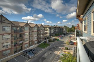 """Photo 26: 407 19936 56 Avenue in Langley: Langley City Condo for sale in """"Bearing Pointe"""" : MLS®# R2616051"""