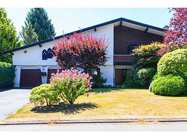 """Main Photo: 4940 5TH Avenue in Tsawwassen: Pebble Hill House for sale in """"PEBBLE HILL"""" : MLS®# V1138682"""