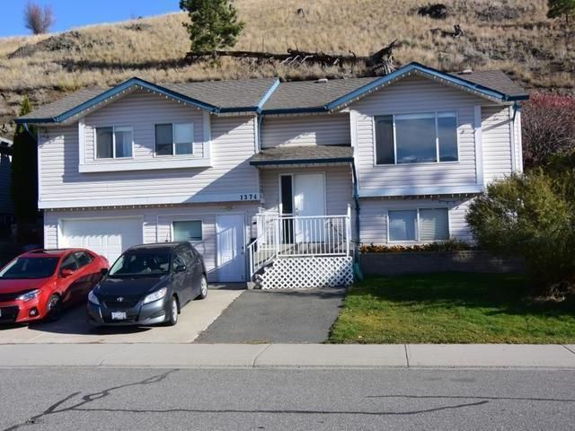 Main Photo: 1374 SUNSHINE Court in : Dufferin/Southgate House for sale (Kamloops)  : MLS®# 137492