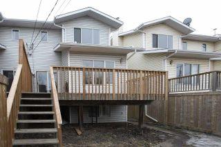 Photo 25: 11142 132 Street in Edmonton: Zone 07 House Half Duplex for sale : MLS®# E4235150