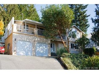 Photo 1: 924 Wendey Dr in VICTORIA: La Walfred House for sale (Langford)  : MLS®# 675974