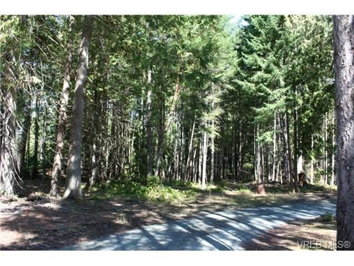 Photo 1: Photos: Lot 8 Greer Pl in SALT SPRING ISLAND: GI Salt Spring Land for sale (Gulf Islands)  : MLS®# 741903