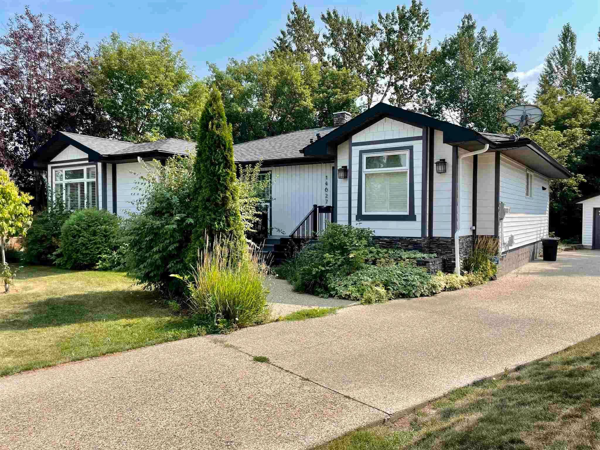 Main Photo: 14627 MACKENZIE Drive in Edmonton: Zone 10 House for sale : MLS®# E4255486