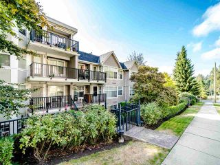 """Photo 1: 102 7038 21ST Avenue in Burnaby: Highgate Townhouse for sale in """"Ashbury"""" (Burnaby South)  : MLS®# R2490267"""