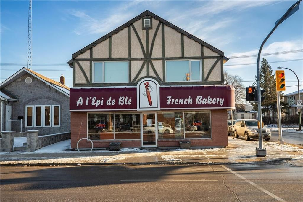 Main Photo: 1757 Main Street in Winnipeg: Industrial / Commercial / Investment for sale (4D)  : MLS®# 202118854