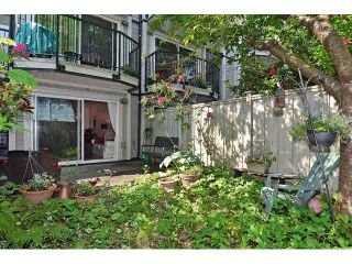 """Photo 12: 106 633 W 16TH Avenue in Vancouver: Fairview VW Condo for sale in """"BIRCHVIEW TERRACE"""" (Vancouver West)  : MLS®# V1125999"""