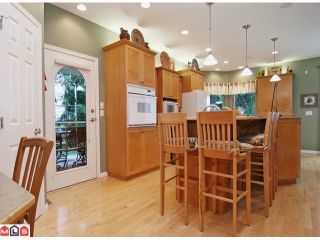 """Photo 9: 35702 ST ANDREWS Court in Abbotsford: Abbotsford East House for sale in """"LEDGEVIEW ESTATES"""" : MLS®# F1224484"""