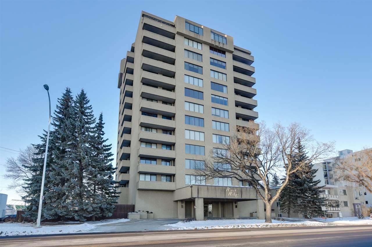 Main Photo: 505 8340 JASPER Avenue in Edmonton: Zone 09 Condo for sale : MLS®# E4225965