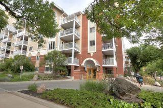 Photo 1: 411 11716 100 Avenue in Edmonton: Zone 12 Condo for sale : MLS®# E4247057