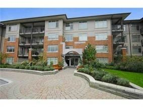 "Photo 1: 402 9299 TOMICKI Avenue in Richmond: West Cambie Condo for sale in ""MERIDIAN GATE"" : MLS®# R2029588"