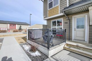 Photo 28: 731 101 Sunset Drive: Cochrane Row/Townhouse for sale : MLS®# A1077505