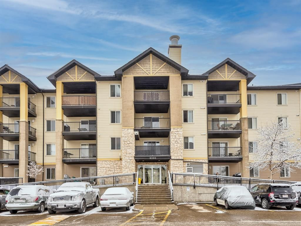 Main Photo: 8425 304 Mackenzie Way SW: Airdrie Apartment for sale : MLS®# A1085933