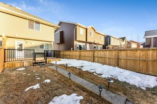 Photo 23: 61 Auburn Meadows View SE in Calgary: Auburn Bay Semi Detached for sale : MLS®# A1081064