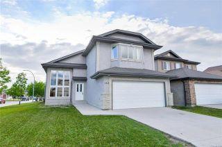 Photo 1: 162 Nordstrom Drive in Winnipeg: Island Lakes Residential for sale (2J)  : MLS®# 1817483