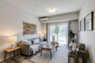 Photo 10: 122 4350 Seton Drive SE in Calgary: Seton Apartment for sale : MLS®# A1128044