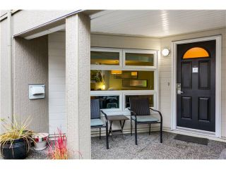 """Photo 15: 17 1350 W 6TH Avenue in Vancouver: Fairview VW Townhouse for sale in """"PEPPER RIDGE"""" (Vancouver West)  : MLS®# V1094949"""