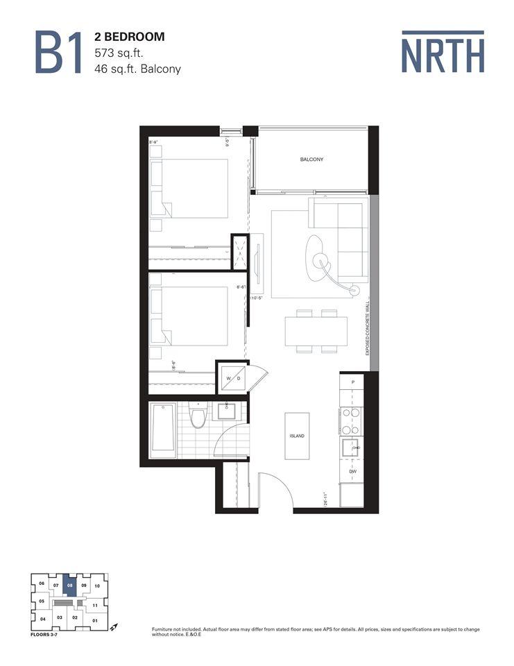 Photo 6: Photos: 608 2842-2856 Gottingen Street in Halifax: 3-Halifax North Residential for sale (Halifax-Dartmouth)  : MLS®# 202101567