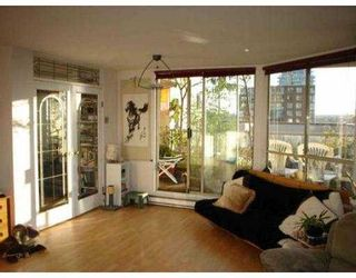 """Photo 5: 1104 1330 HORNBY ST in Vancouver: Downtown VW Condo for sale in """"HORNBY COURT"""" (Vancouver West)  : MLS®# V560112"""
