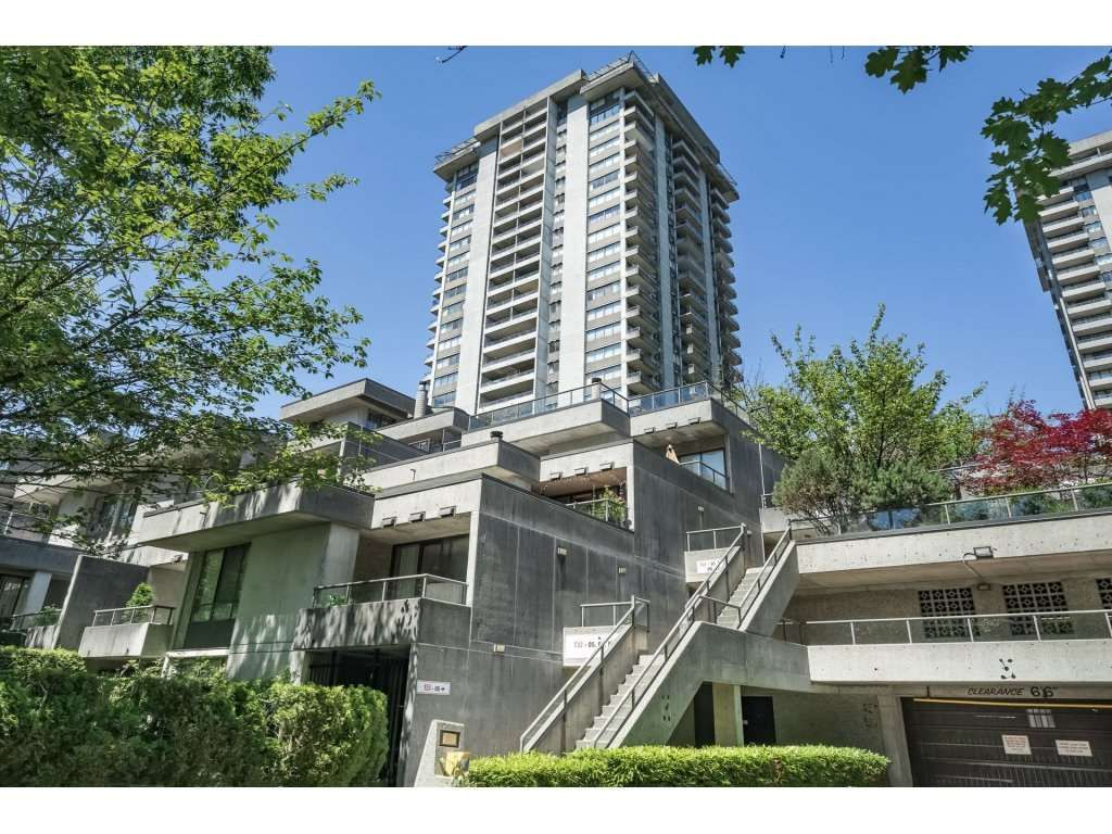 Main Photo: 1406 3980 CARRIGAN COURT in : Government Road Condo for sale : MLS®# R2281050