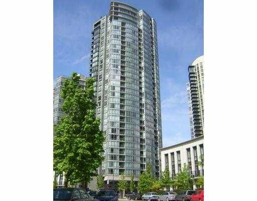 """Main Photo: 2701 1495 RICHARDS Street in Vancouver: False Creek North Condo for sale in """"AZURA II"""" (Vancouver West)  : MLS®# V672521"""
