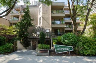 "Main Photo: 109 1080 PACIFIC Street in Vancouver: West End VW Condo for sale in ""THE CALIFORNIAN"" (Vancouver West)  : MLS®# R2541335"