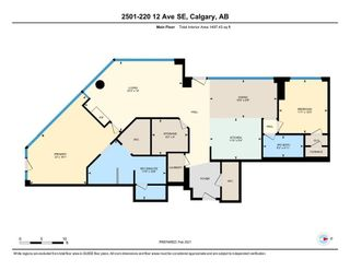 Photo 41: 2501 220 12 Avenue SE in Calgary: Beltline Apartment for sale : MLS®# A1106206