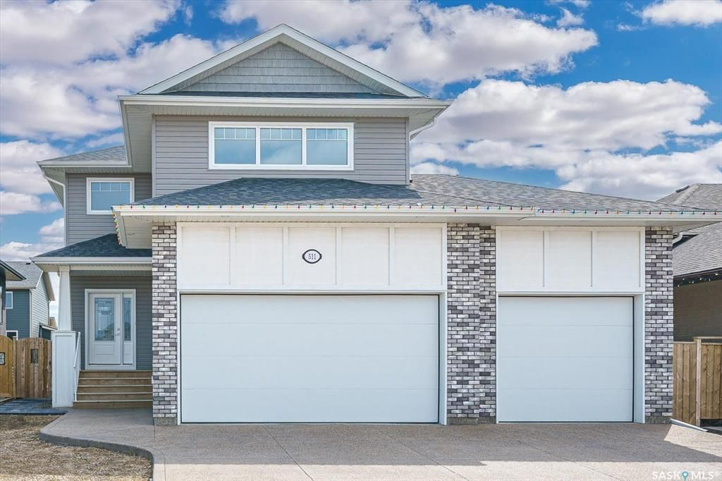 Main Photo: 511 Pichler Way in Saskatoon: Rosewood Residential for sale : MLS®# SK859396