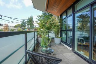 """Photo 8: 204 2020 ALMA Street in Vancouver: Kitsilano Condo for sale in """"LOCARNO"""" (Vancouver West)  : MLS®# R2617653"""