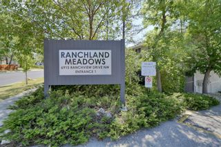 Main Photo: 120 6915 Ranchview Drive NW in Calgary: Ranchlands Row/Townhouse for sale : MLS®# A1142094
